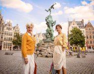 Ein Sommer in Antwerpen