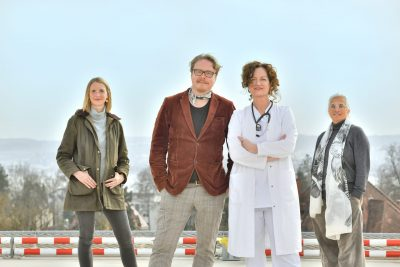 """Shooting starts for """"Die Welt steht still"""" with Natalia Wörner: ZDF drama about intensive care physician in corona crisis"""